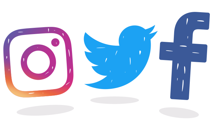 how to follow someone on twitter from facebook
